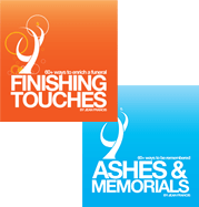 Finishing Touches plus Ashes & Memorials