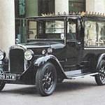 1931 Austin Hearse
