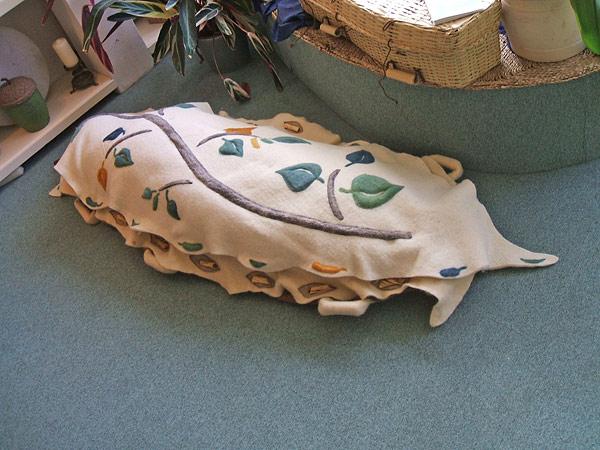 Leaf Cocoon Shroud