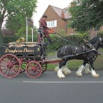 Open Dray Hearse